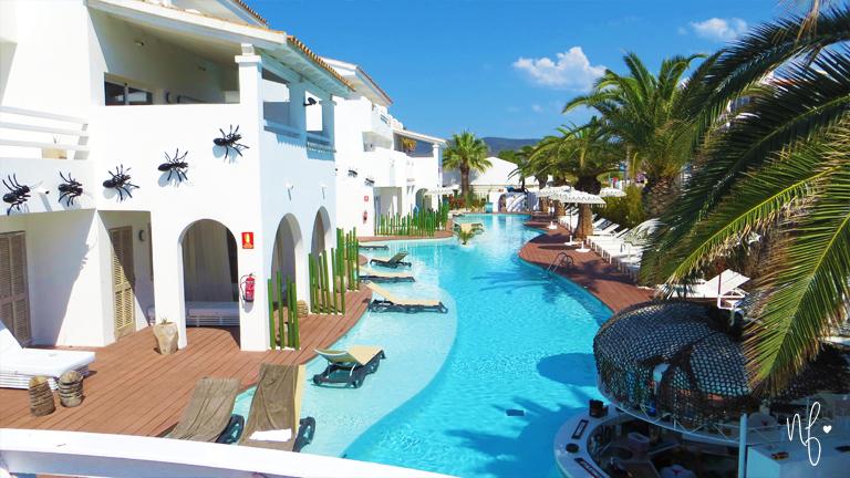 Ushuaïa Ibiza Hotel Pool
