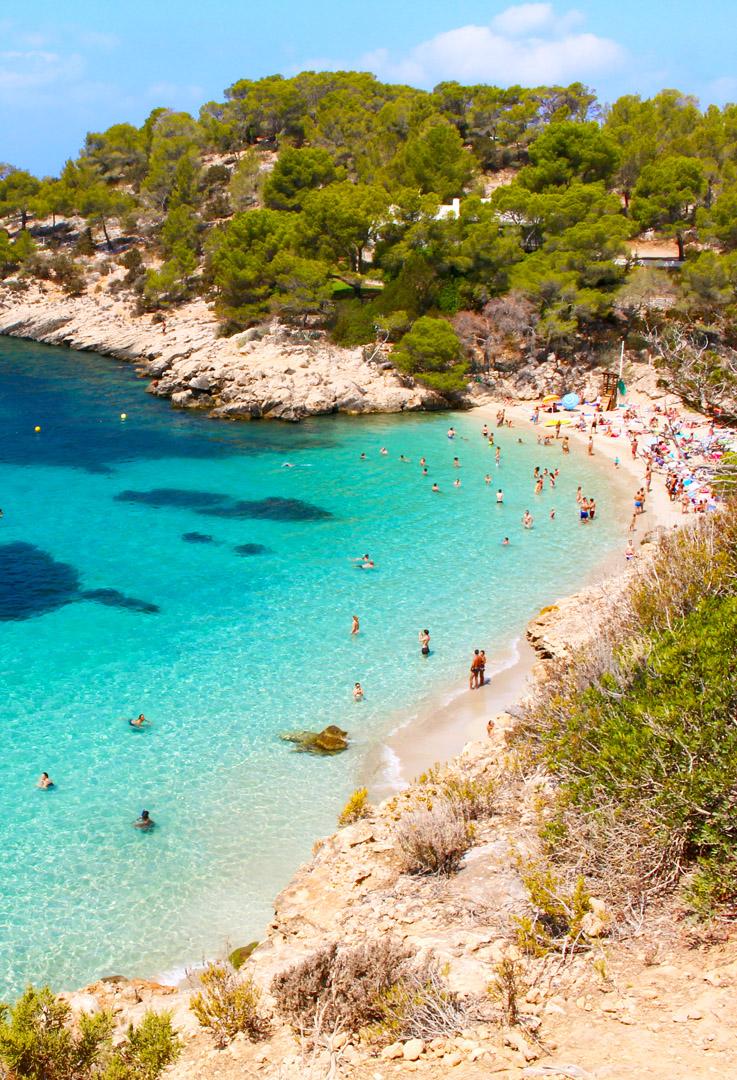 Ibiza Strand Guide Cala Salada