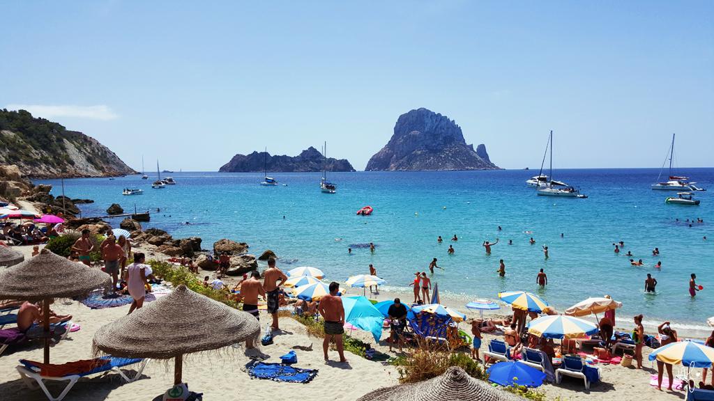 Ibiza Strand Cala d Hort