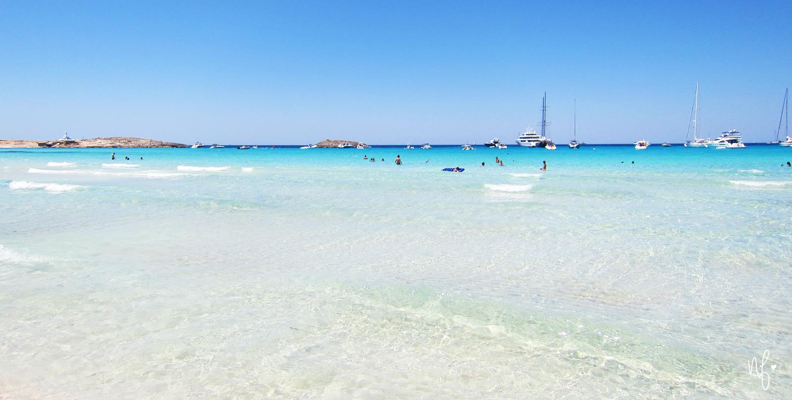 Strand auf Formentera