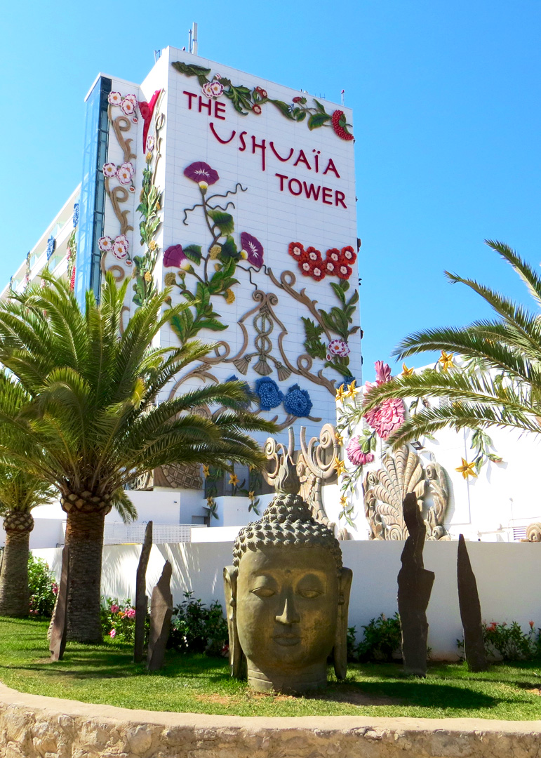 The Ushuaia Tower Hotel Ibiza Review