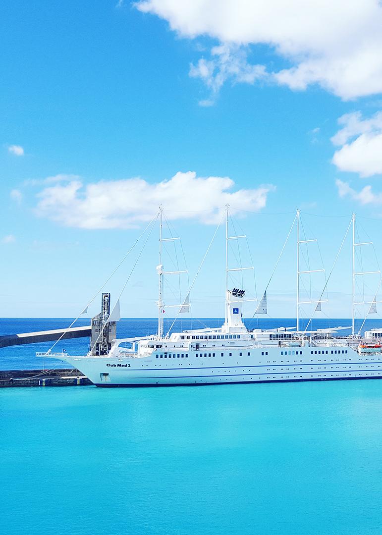 Karibik Kreuzfahrt Anreise Barbados Hafen