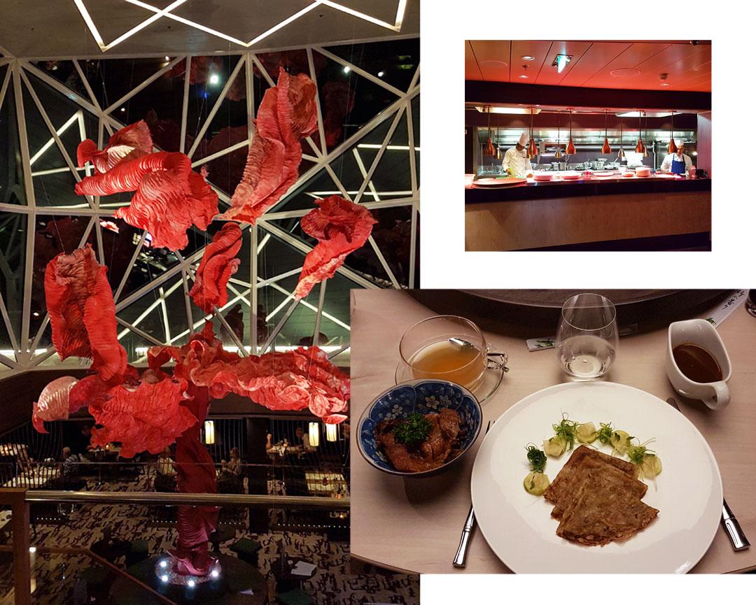 Hanami by Tim Raue Restaurant Mein Schiff 5