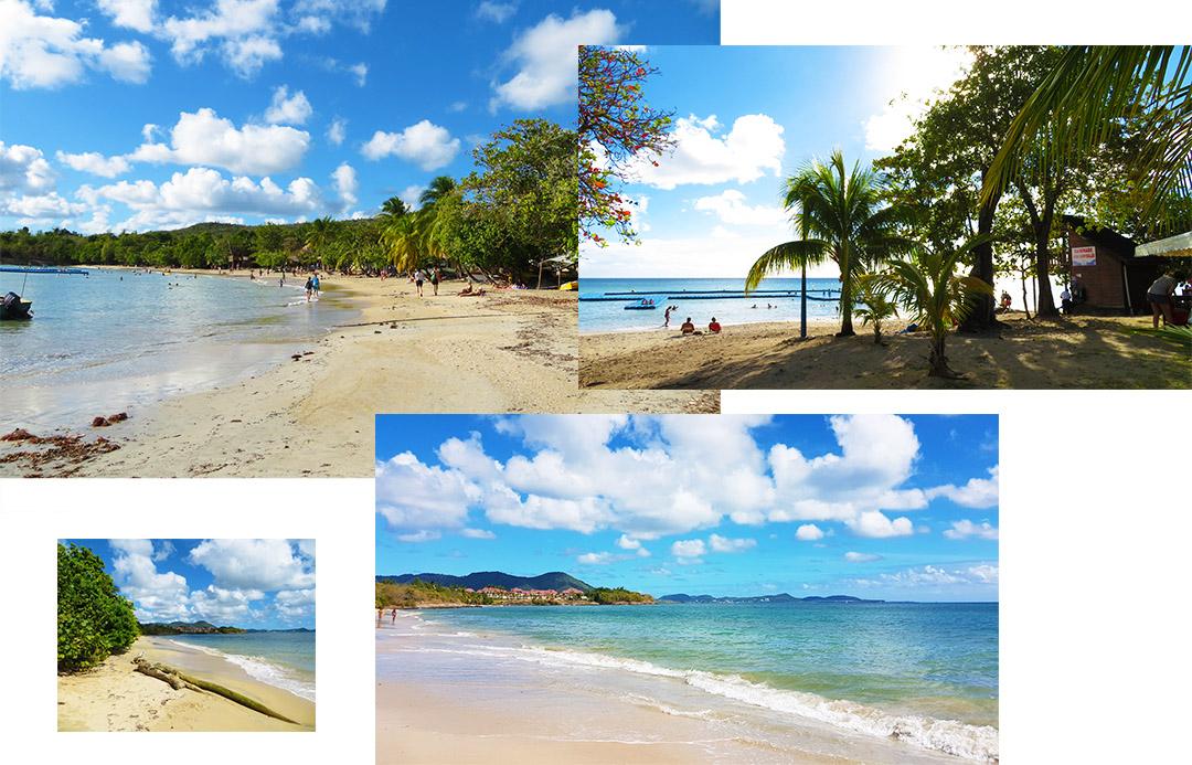 Karibik Kreuzfahrt Martinique Strand