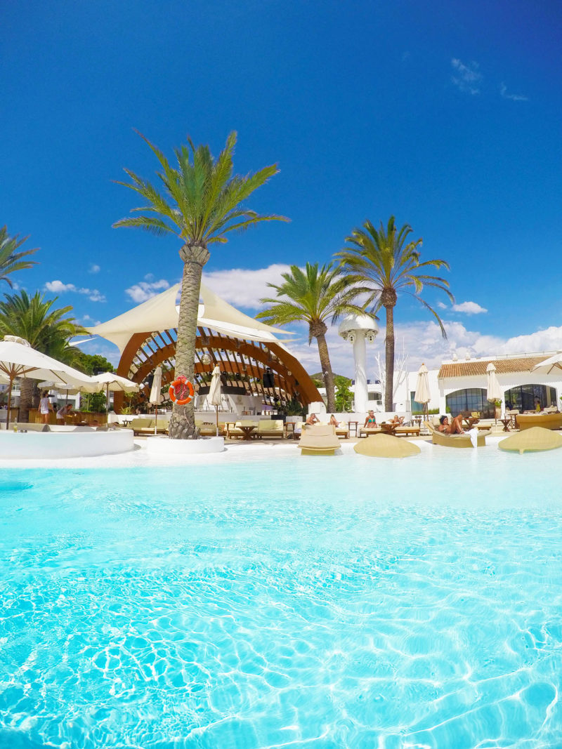 Destino Pacha Ibiza Resort Stage Pool