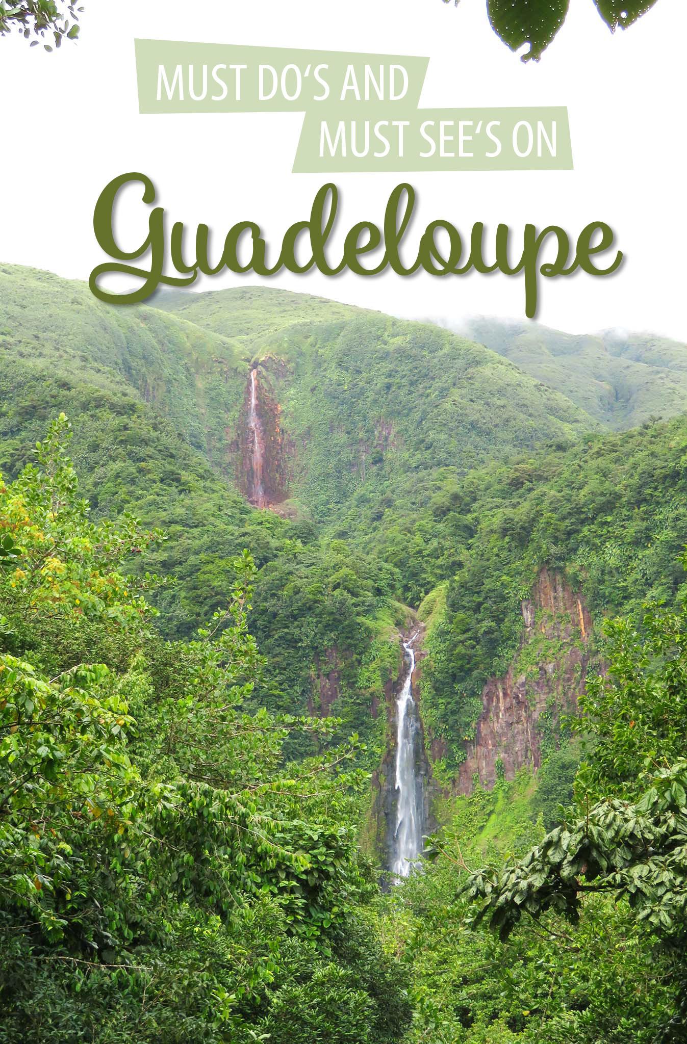Karibik Kreuzfahrt Reisebericht Guadeloupe Pinterest