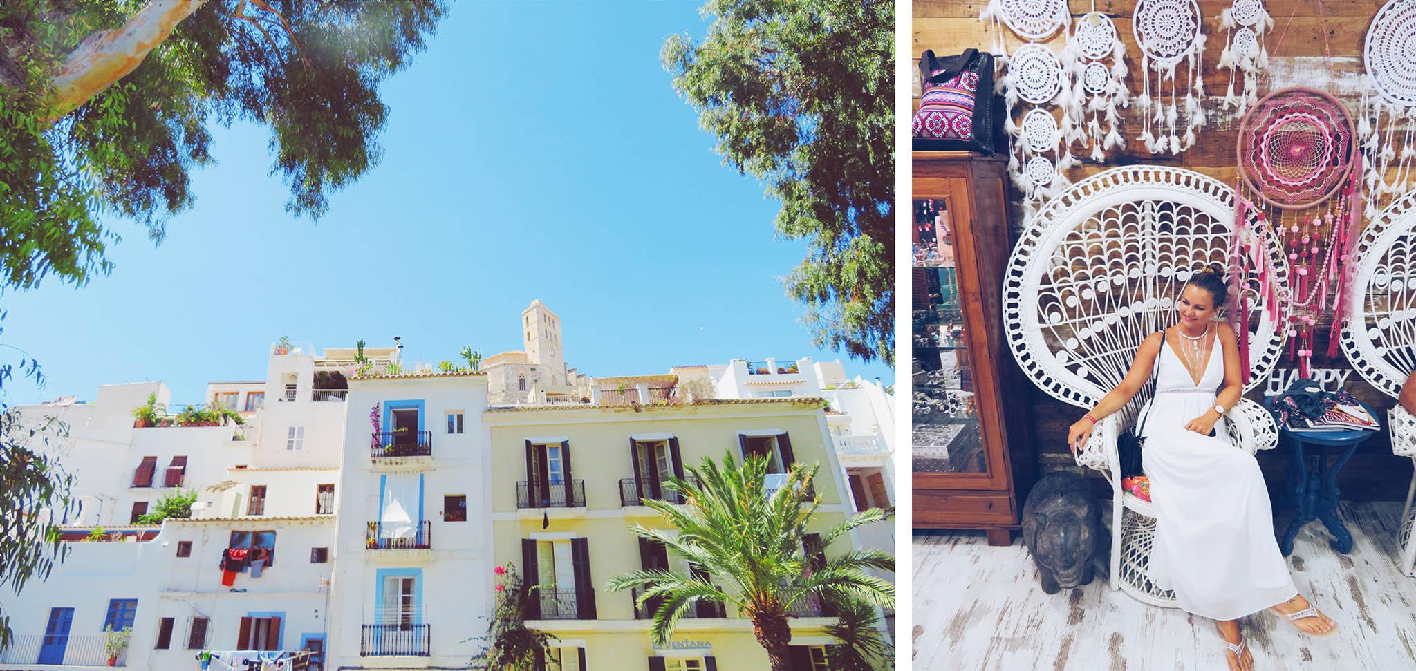 Ibiza Stadt Shopping