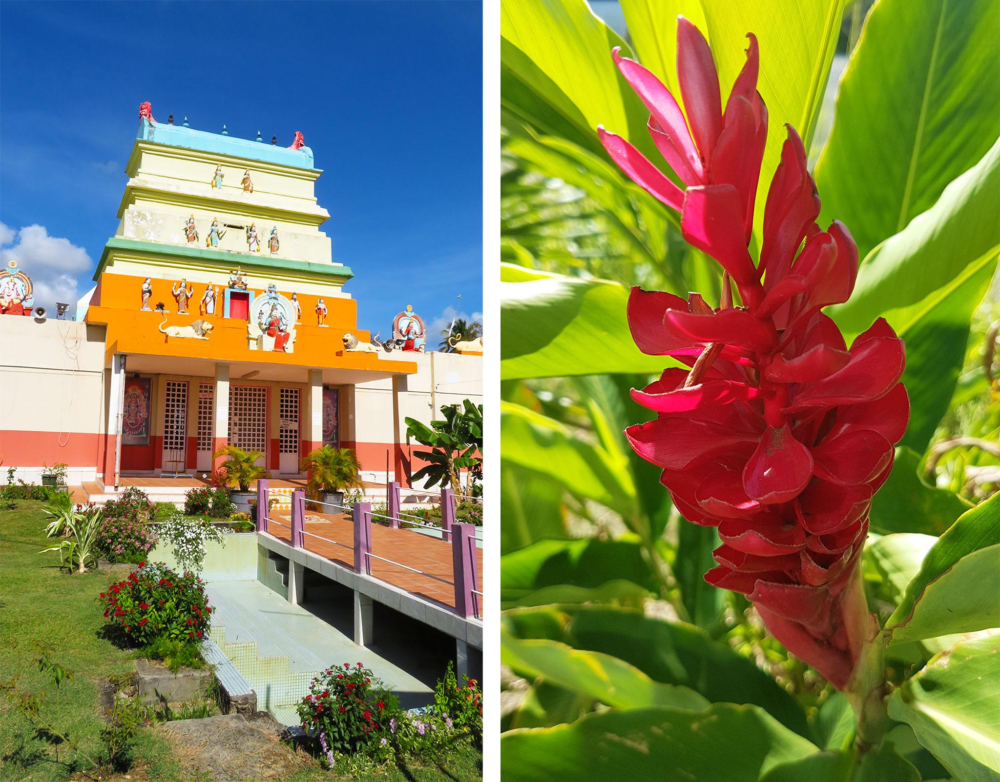 Buddha Tempel Guadeloupe