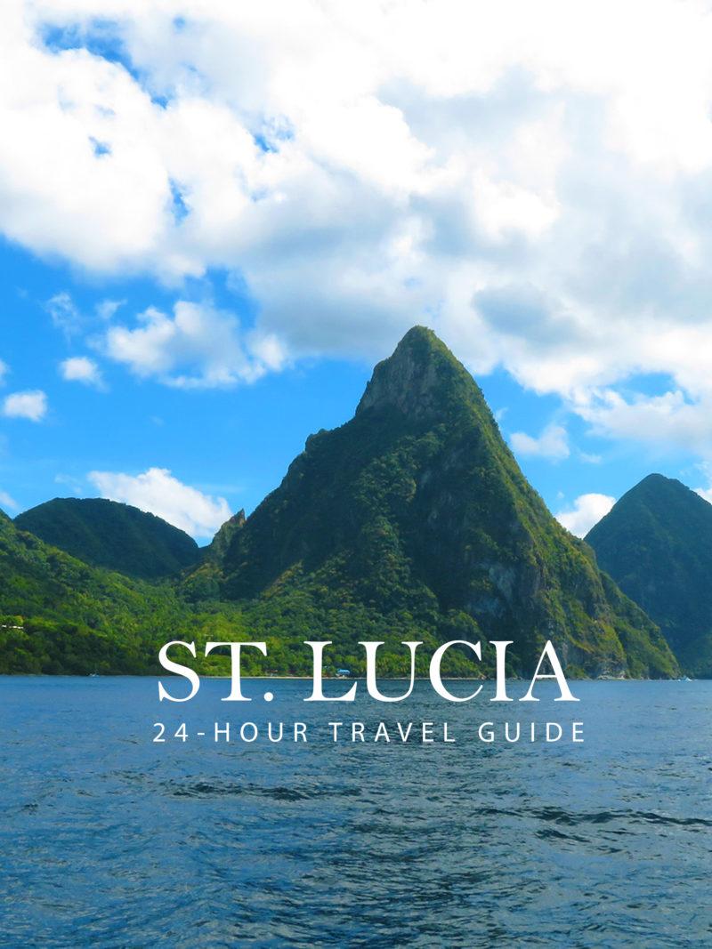 St. Lucia Pinterest