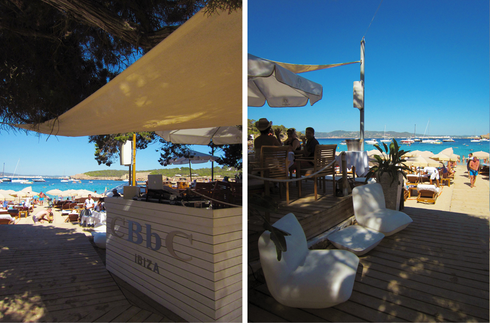 Cala Bassa Beach Club Ibiza