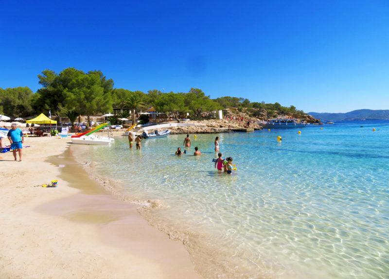 Cala Bassa Ibiza Strand