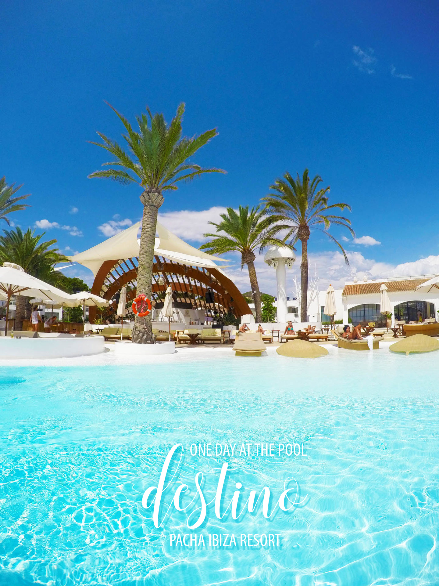 Destino Pacha Ibiza Resort Pinterest