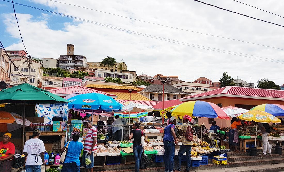 Markt Grenada