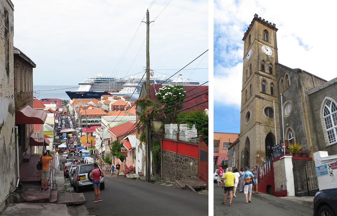 Straßen von Grenada