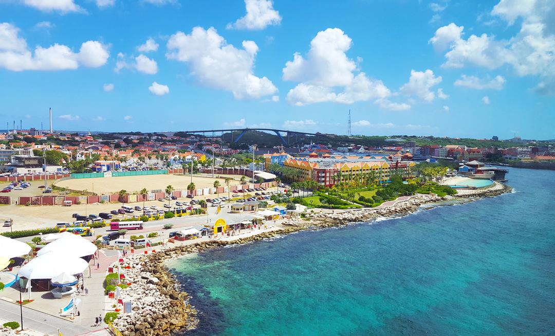 Karibik Kreuzfahrt Curacao Ausblick