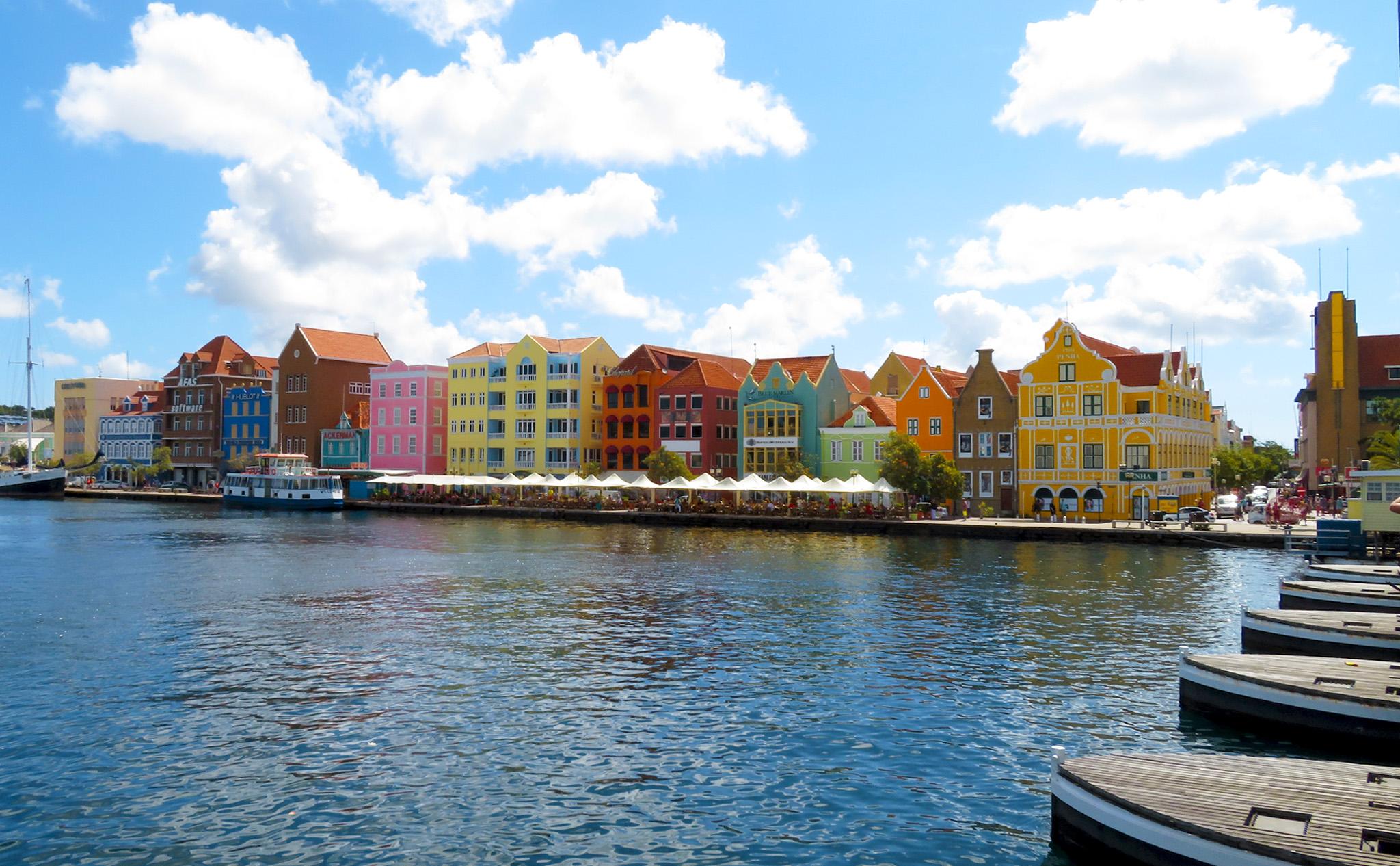 Curacao Handelskade Willemstad