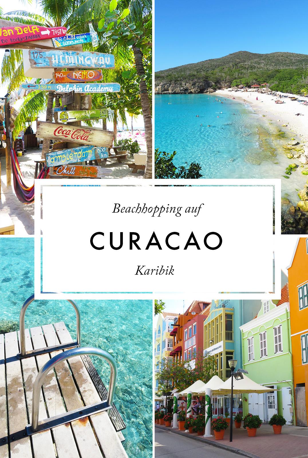 Beachhopping auf Curacao