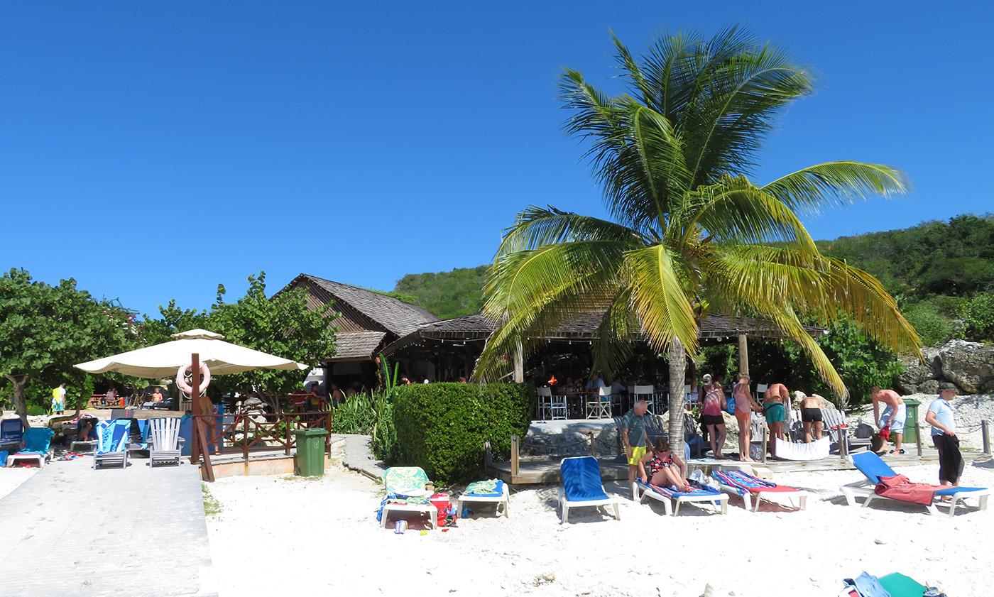 Curacao Porto Mari Beach Restaurant