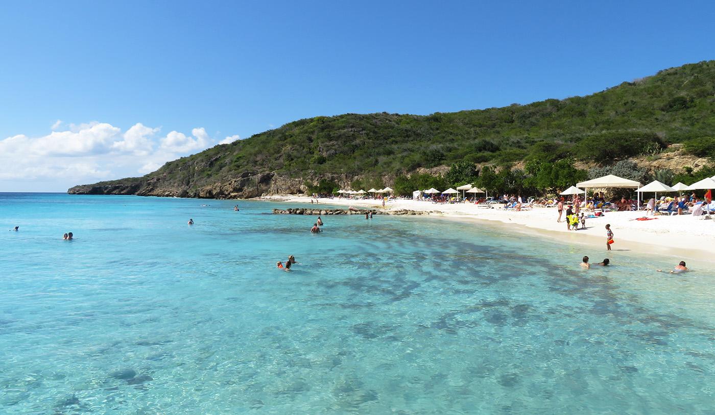Karibik Kreuzfahrt Curacao Porto Mari Beach Reisebericht