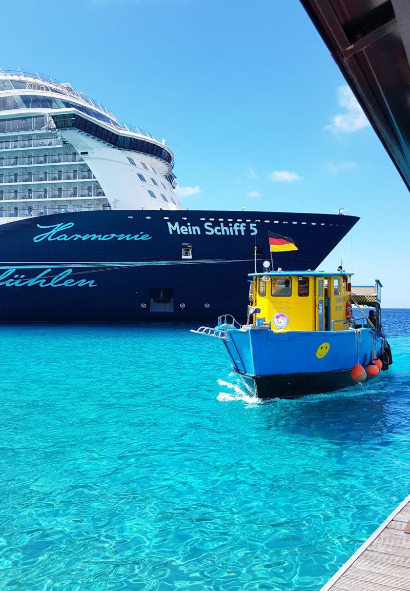 Bonaire Mein Schiff
