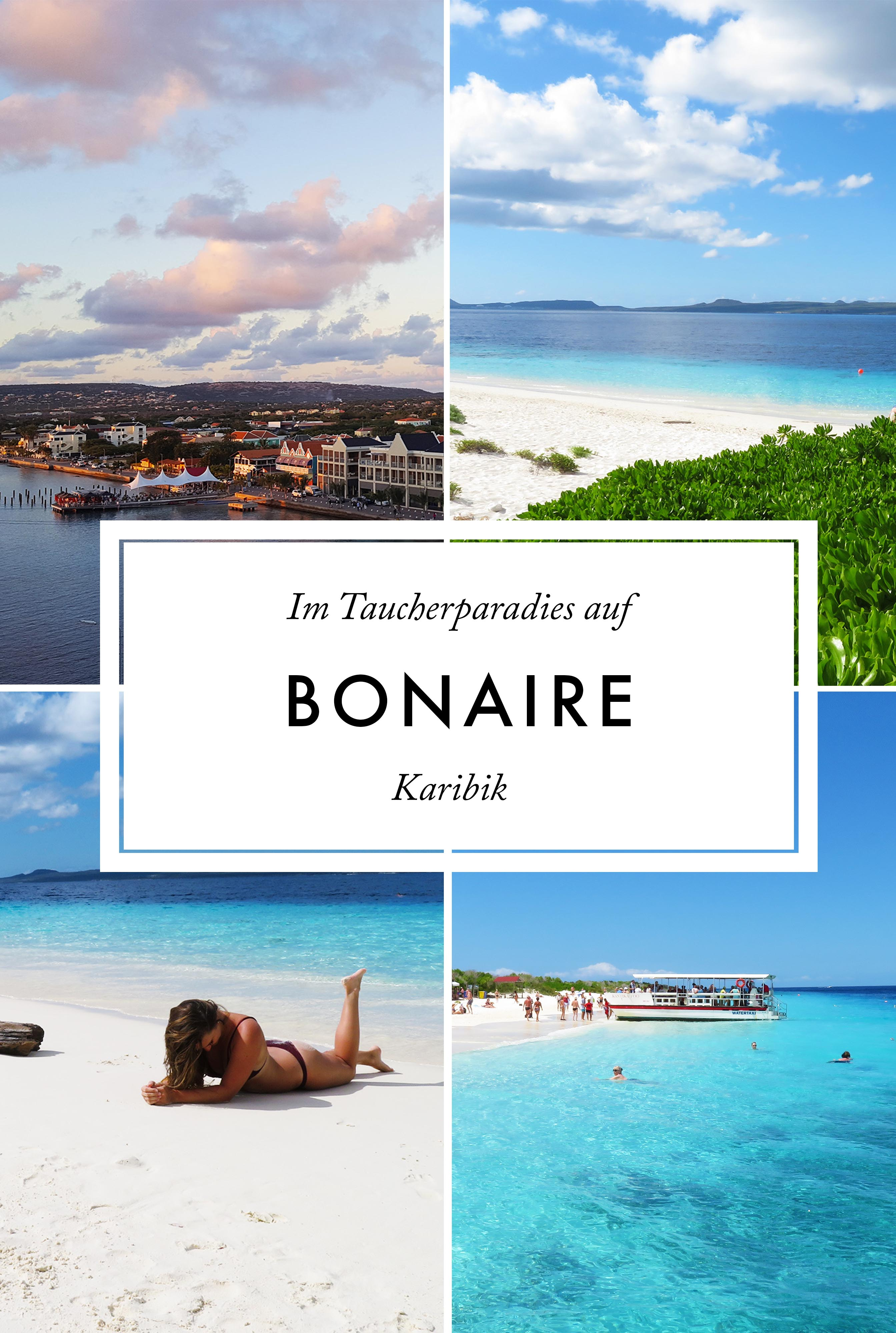 Bonaire Karibik Kreuzfahrt