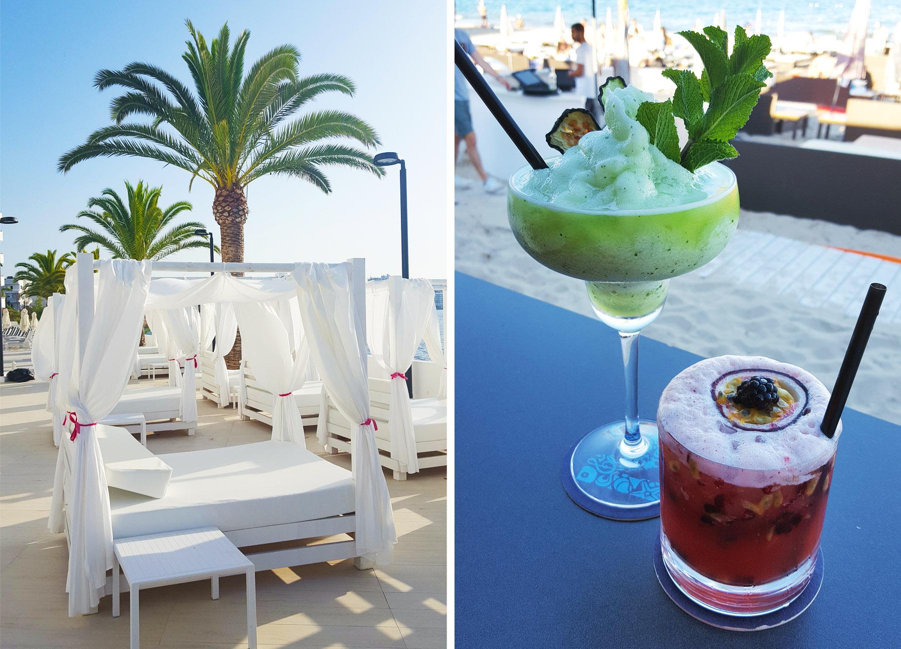 Ibiza Hotel Cocktails