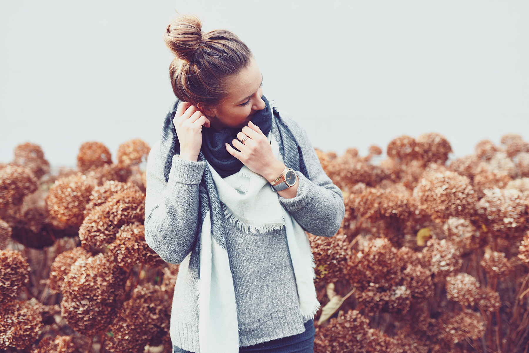 Ninifeh Herbst Pullover