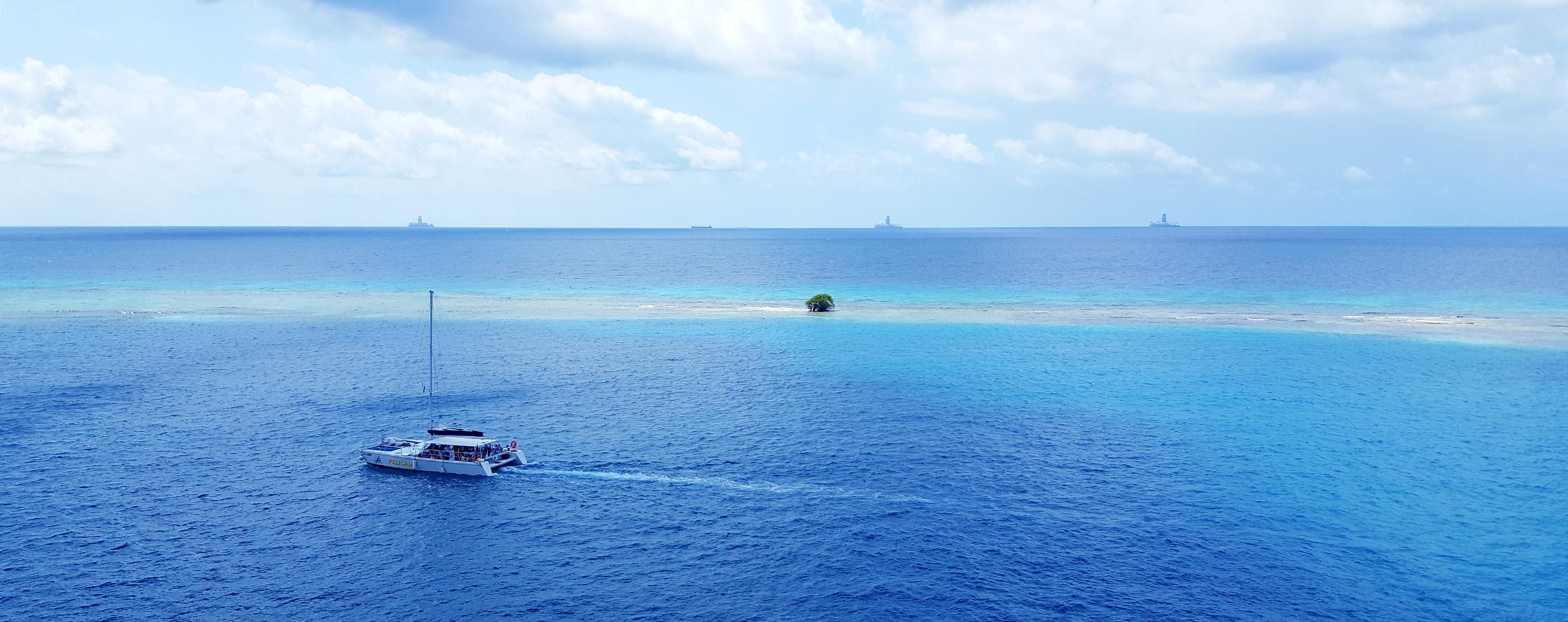 Aruba Mein Schiff 5 Ausblick