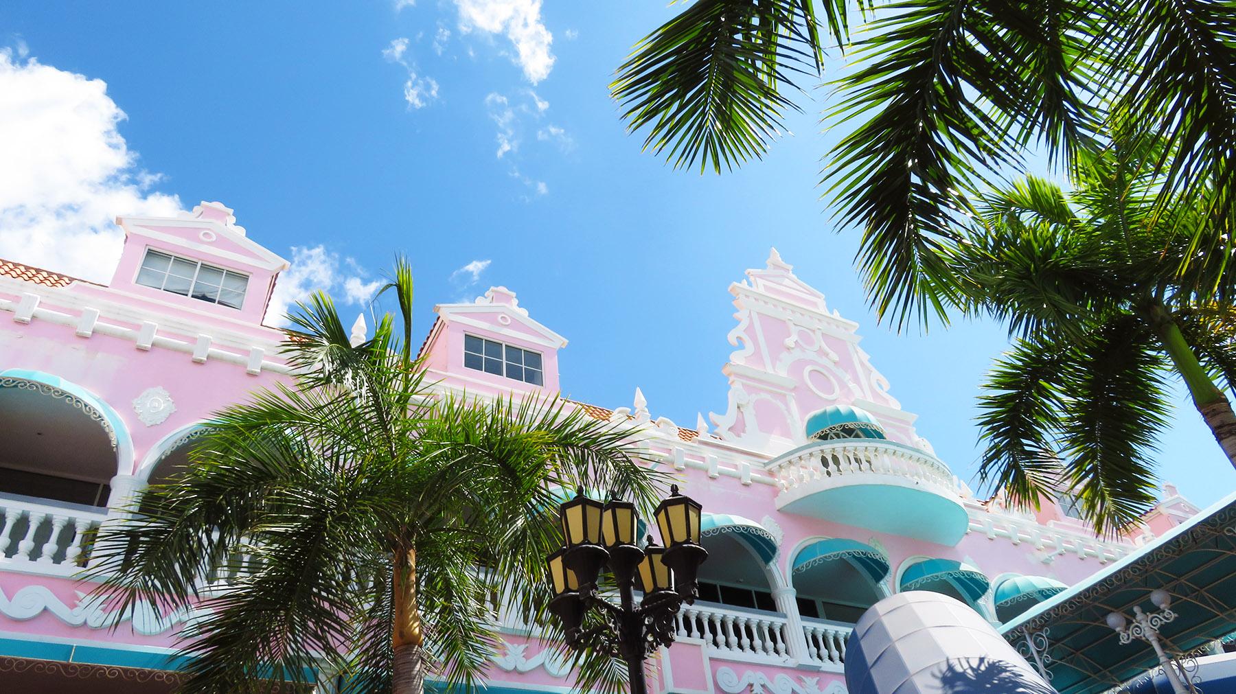 Aruba Oranjestad Plaza