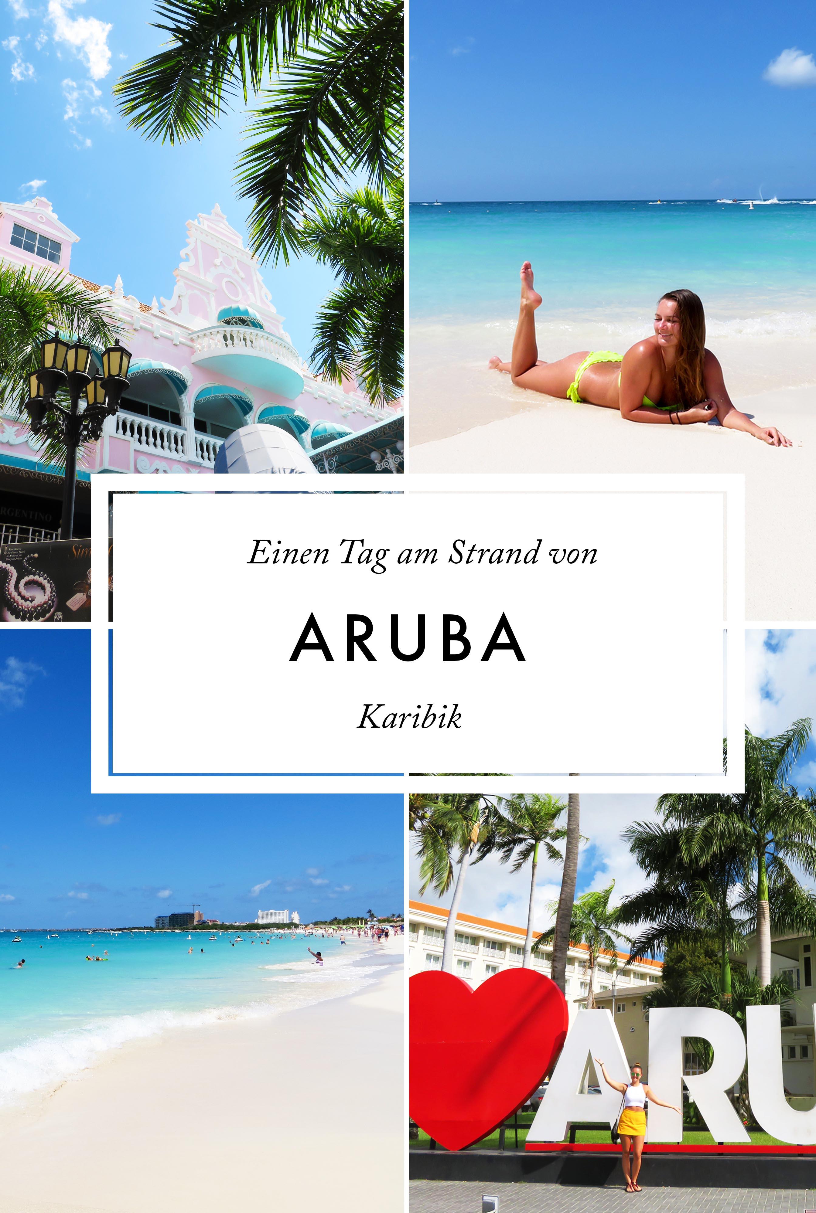 Aruba Pinterest