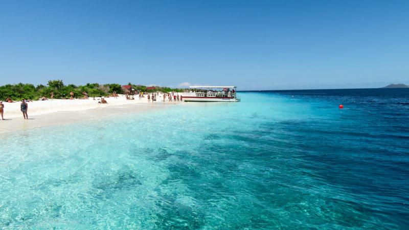 Klein Bonaire Ausflug Fähre