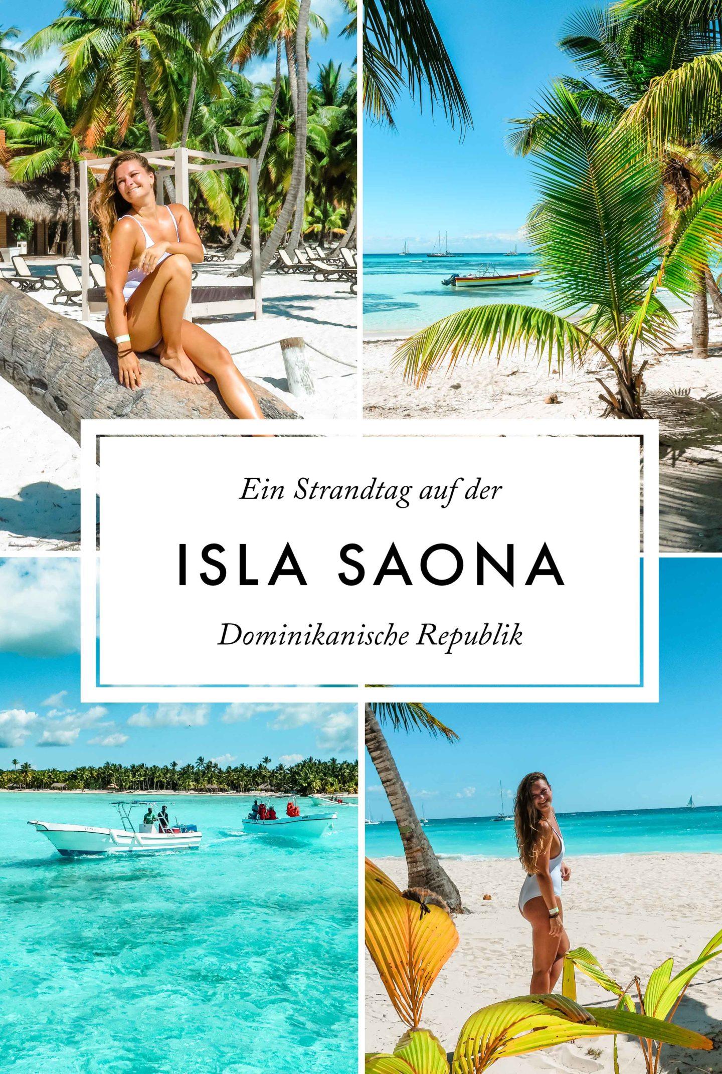 Karibik Kreuzfahrt Dominikanische Republik Isla Saona