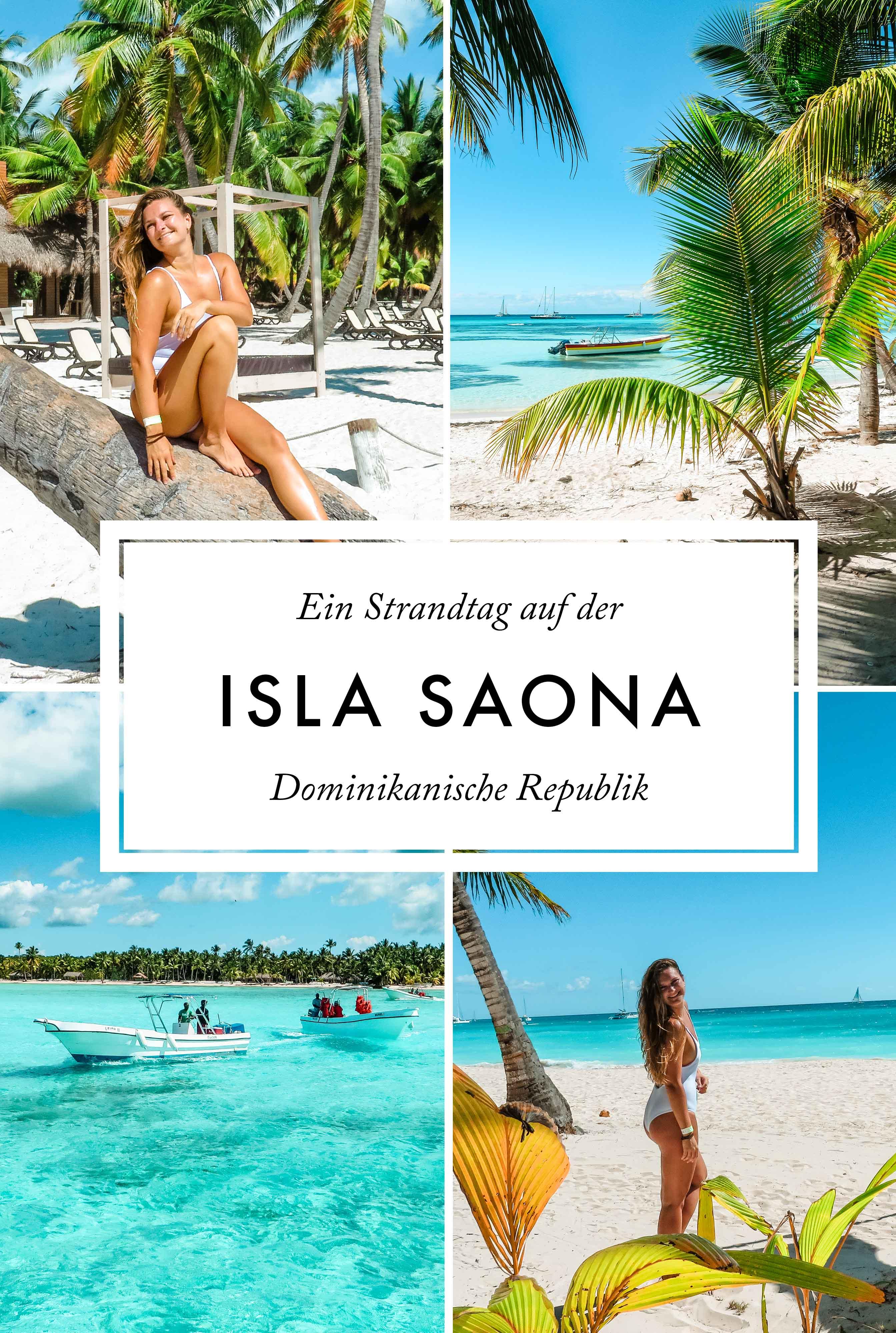 Dominikanische Republik Isla Saona Pinterest