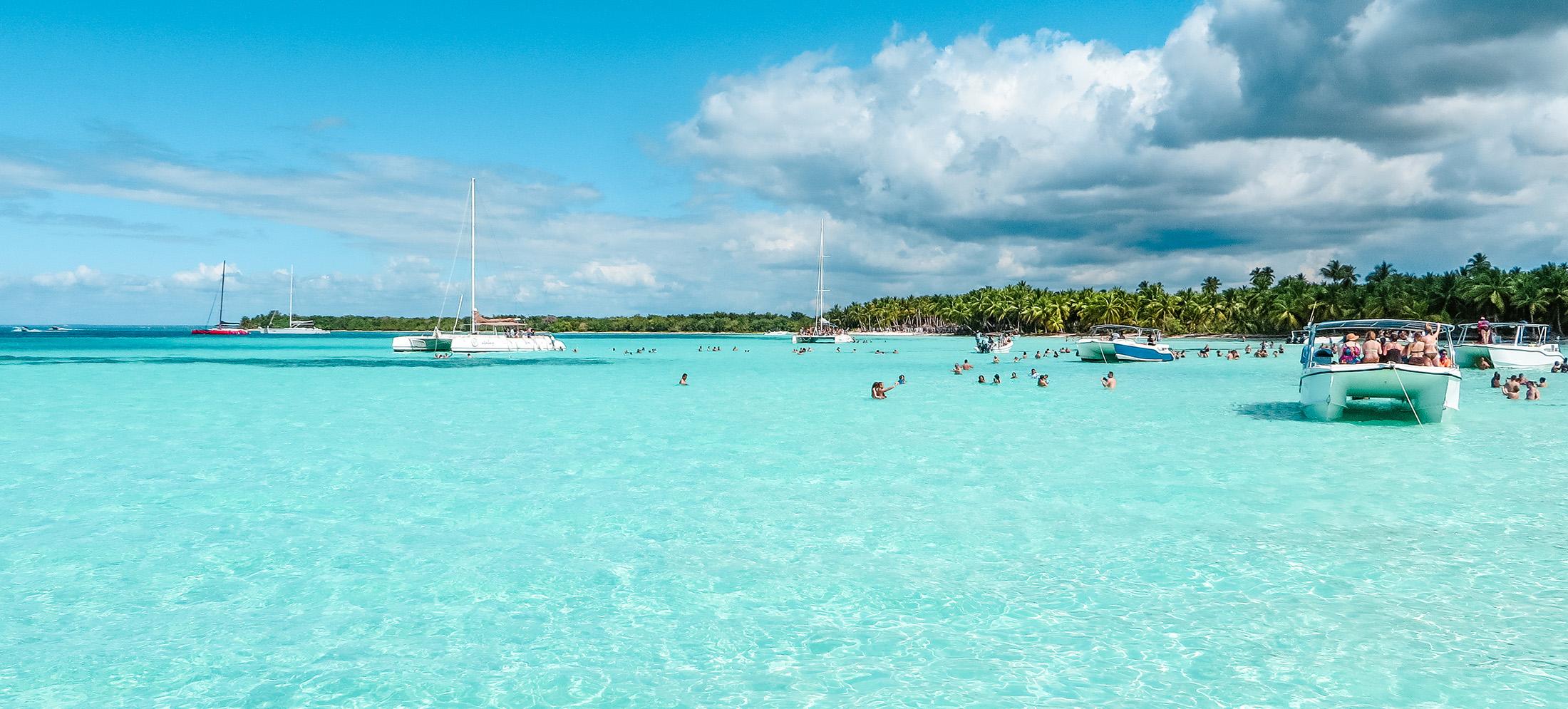 Dominikanische Republik Isla Saona Pool
