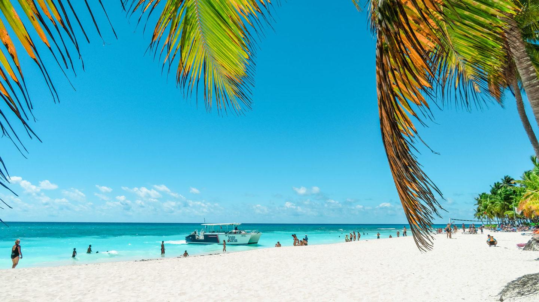 Karibik Kreuzfahrt Dominikanische Republik Isla Saona Strand 3