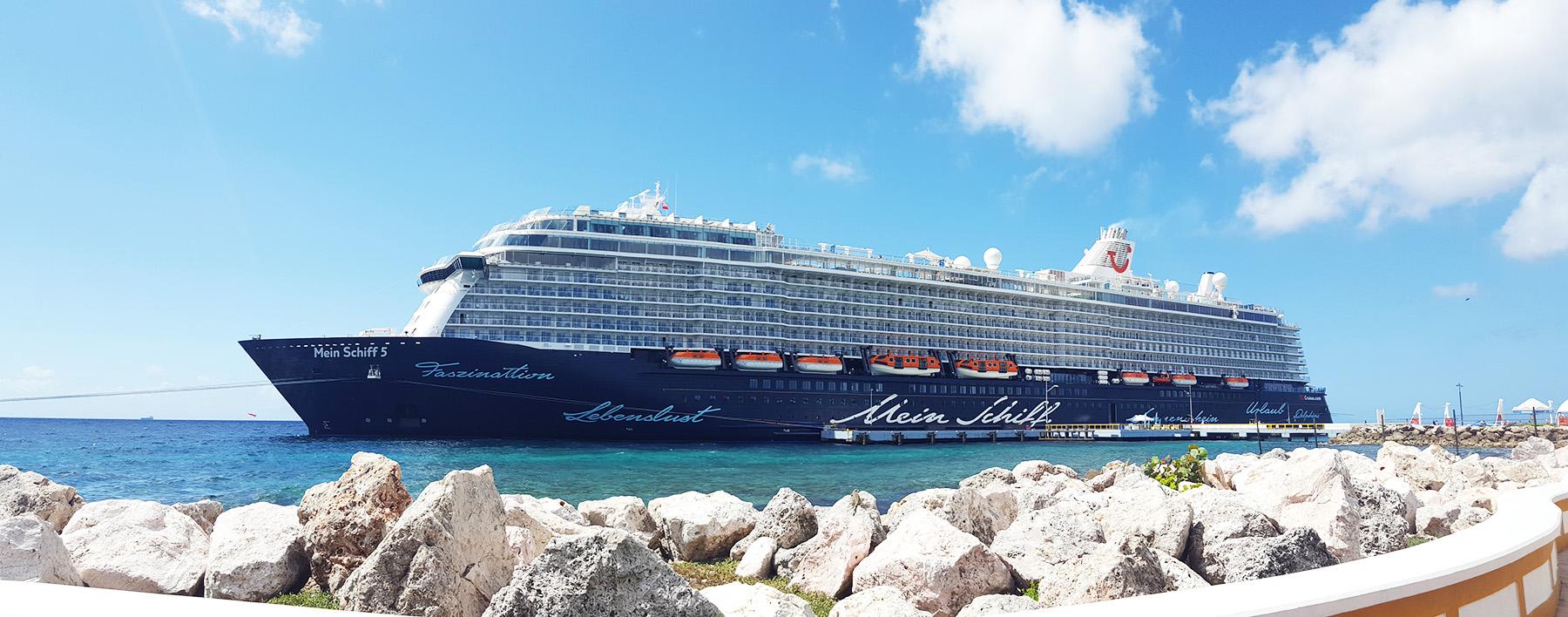 Kreuzfahrt Schiff Mein Schiff Karibik