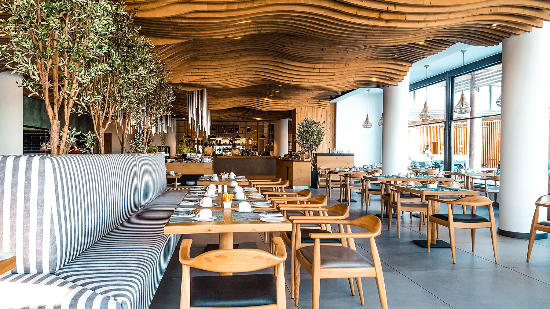 Stella Island Luxury Resort Kreta Buffetrestaurant
