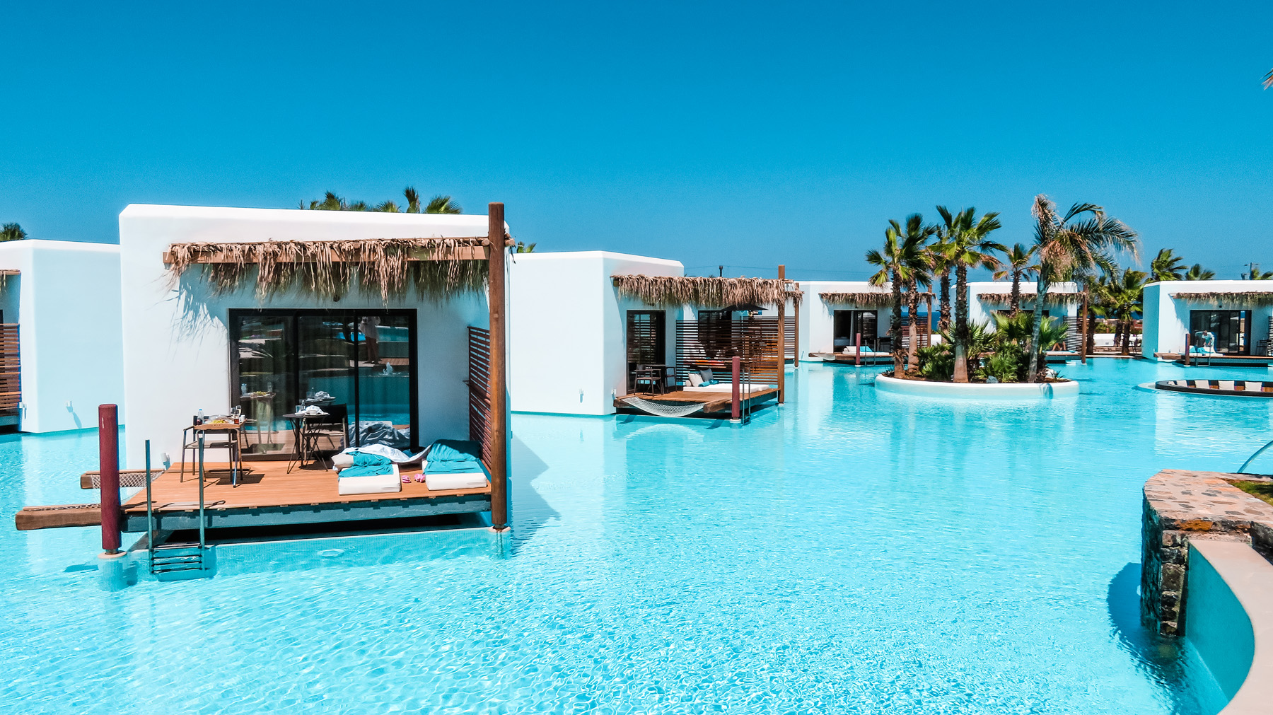 Stella Island Luxury Resort Kreta Bungalow