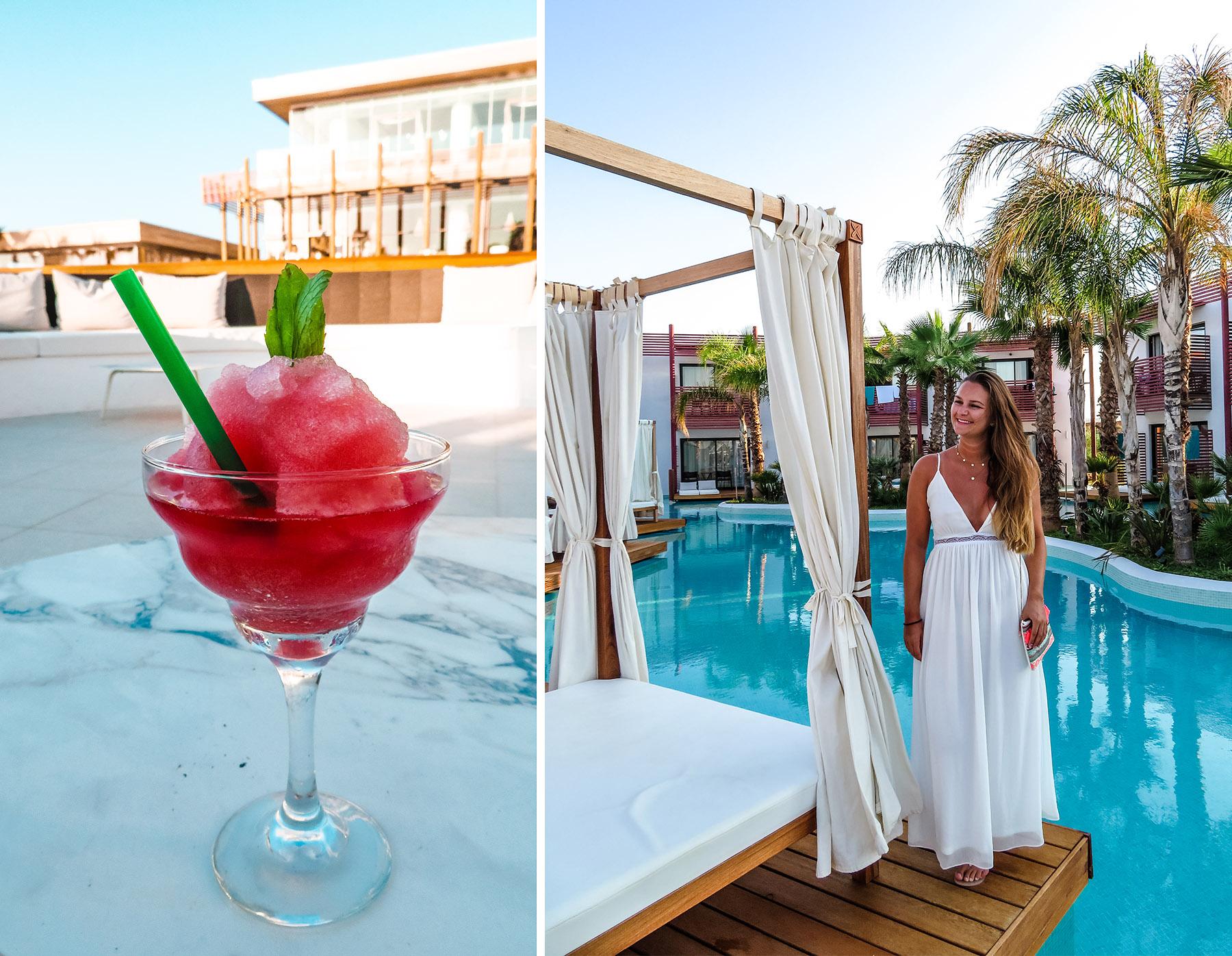 Stella Island Luxury Resort Kreta Cocktail
