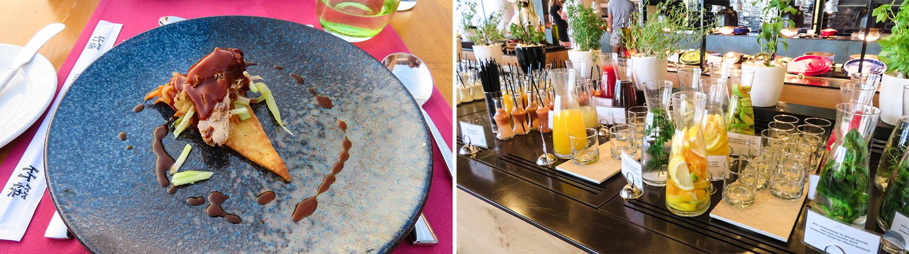 Stella Island Luxury Resort Kreta Essen