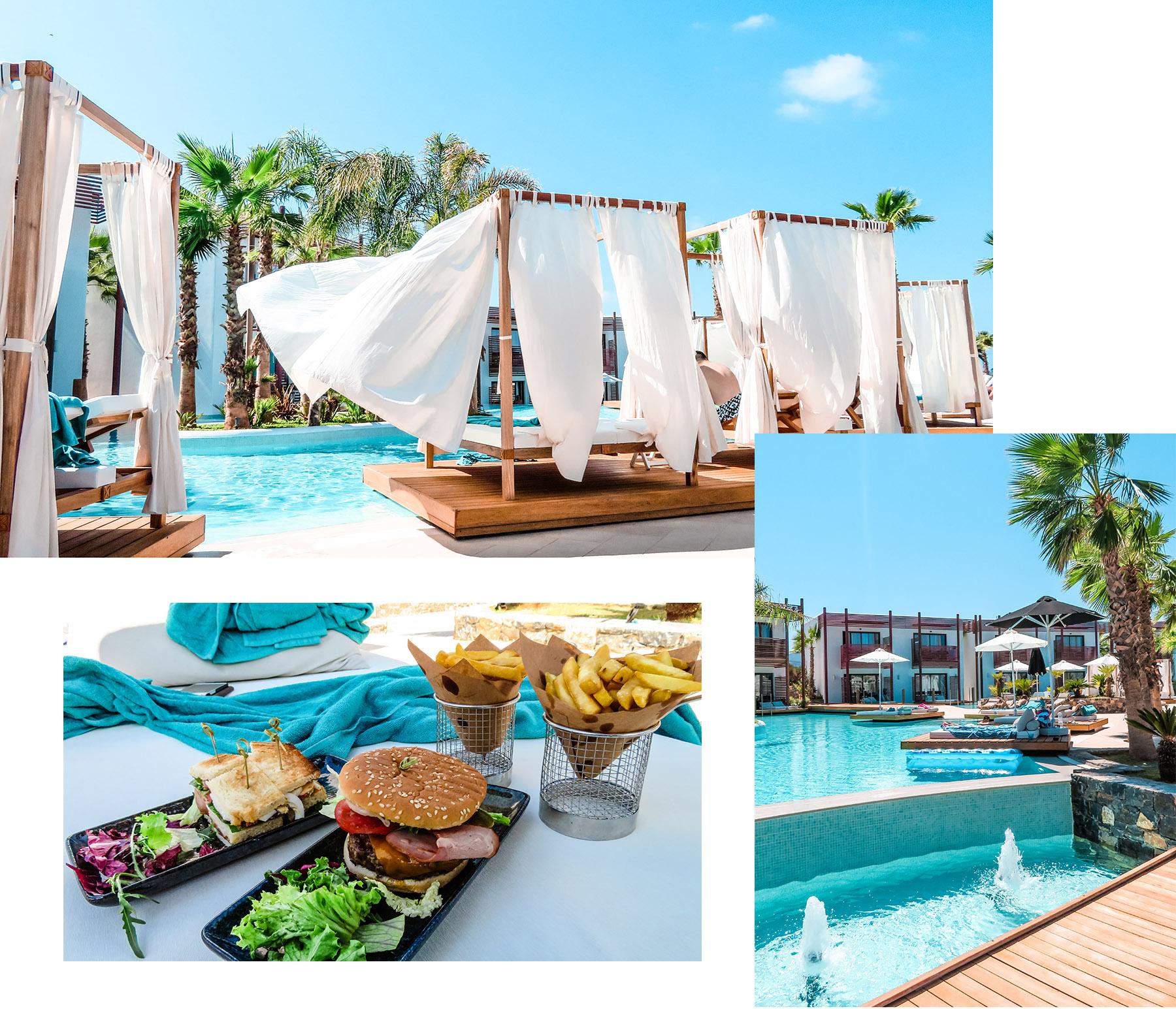 Stella Island Luxury Resort Kreta Pool