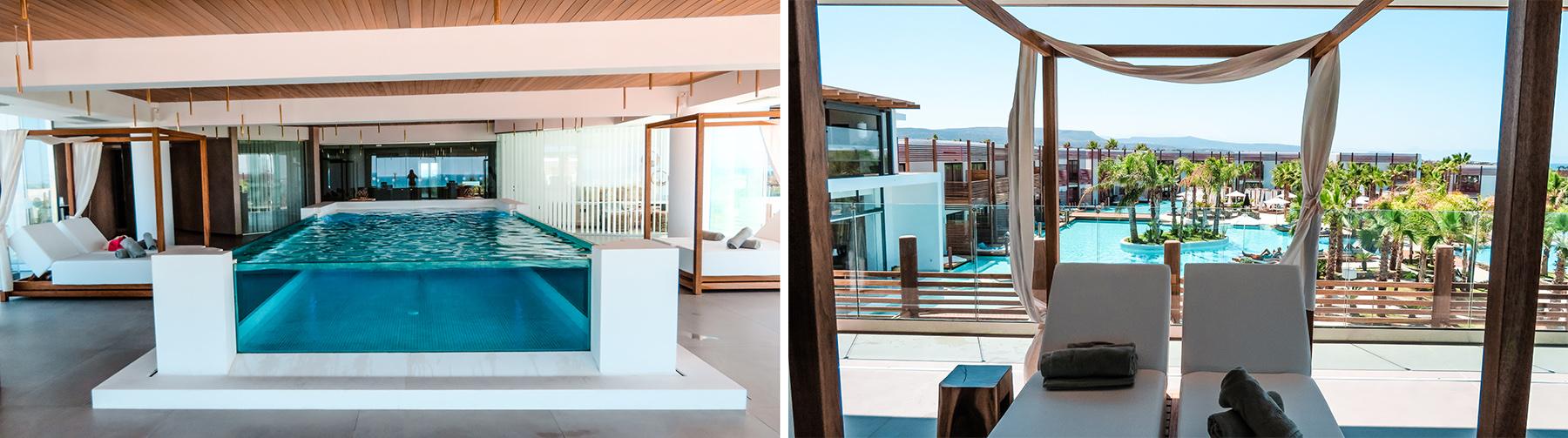 Stella Island Luxury Resort Kreta Spa Pool