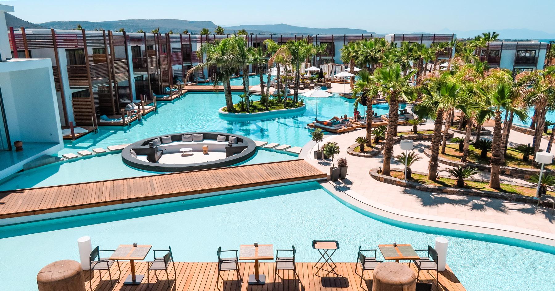 Stella Island Luxury Resort Kreta View