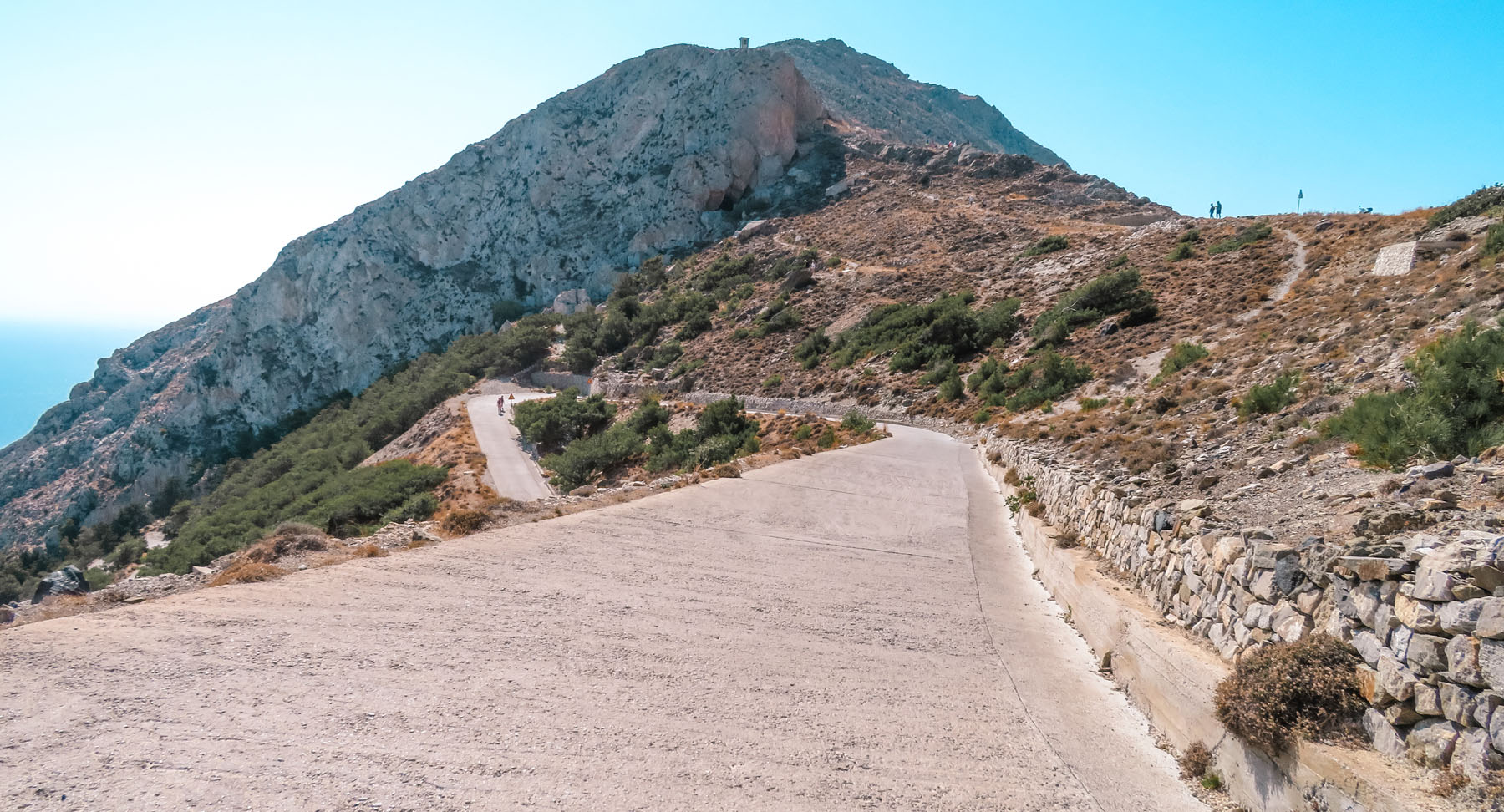 Santorini Messa Vouno Berg