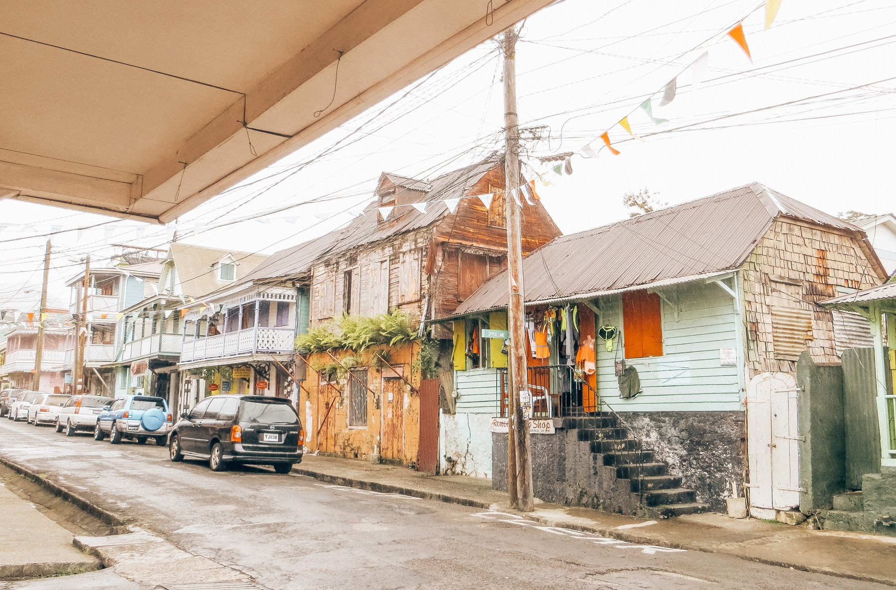 Dominica Karibik Kreuzfahrt Roseau Hauptstadt Ausflug