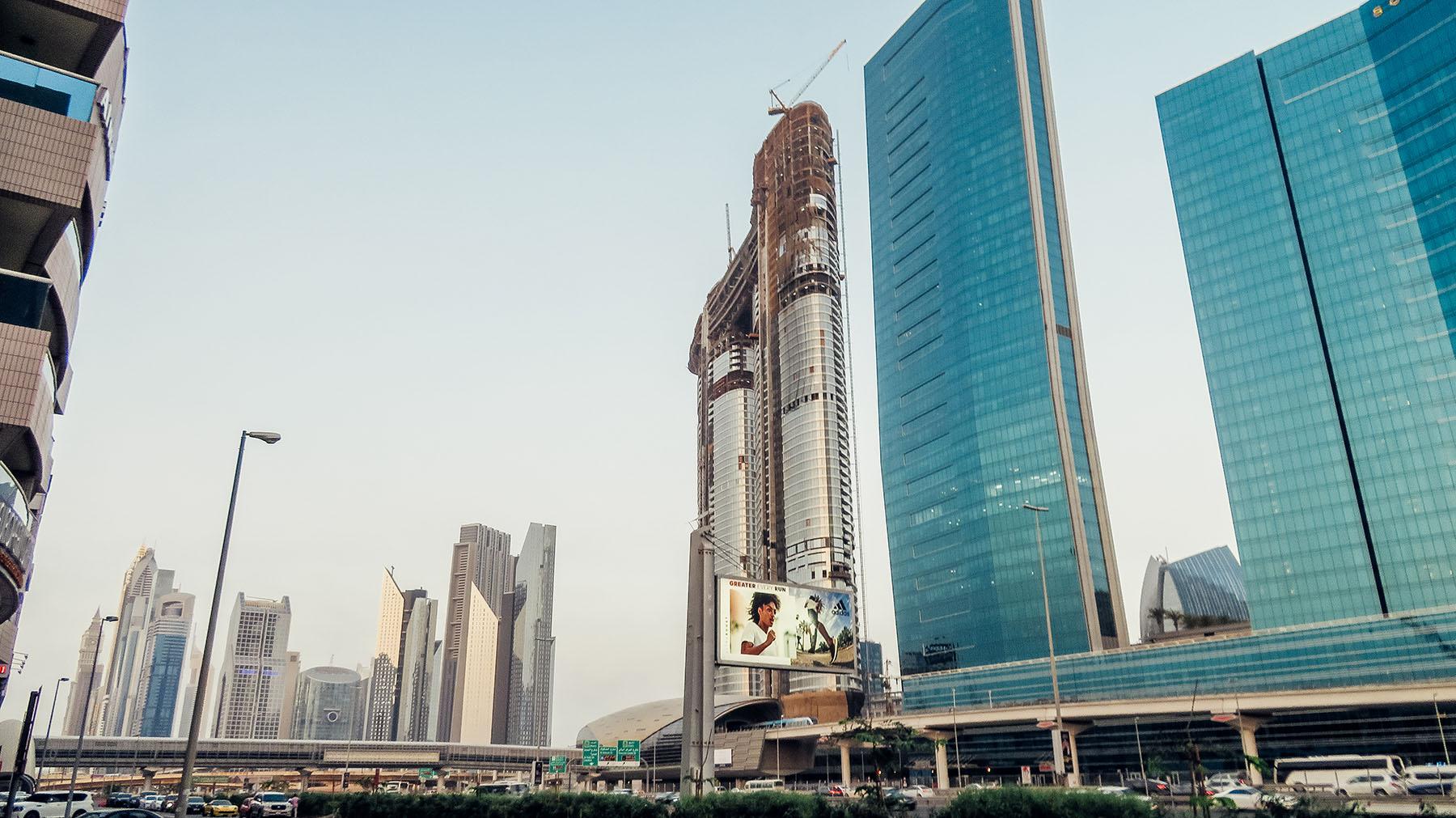 Dubai Mall Tunnel