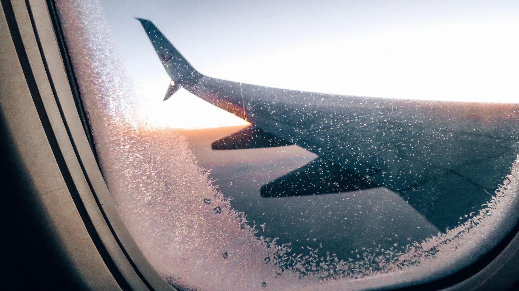 Orient Kreuzfahrt Anreise Dubai Sonnenaufgang