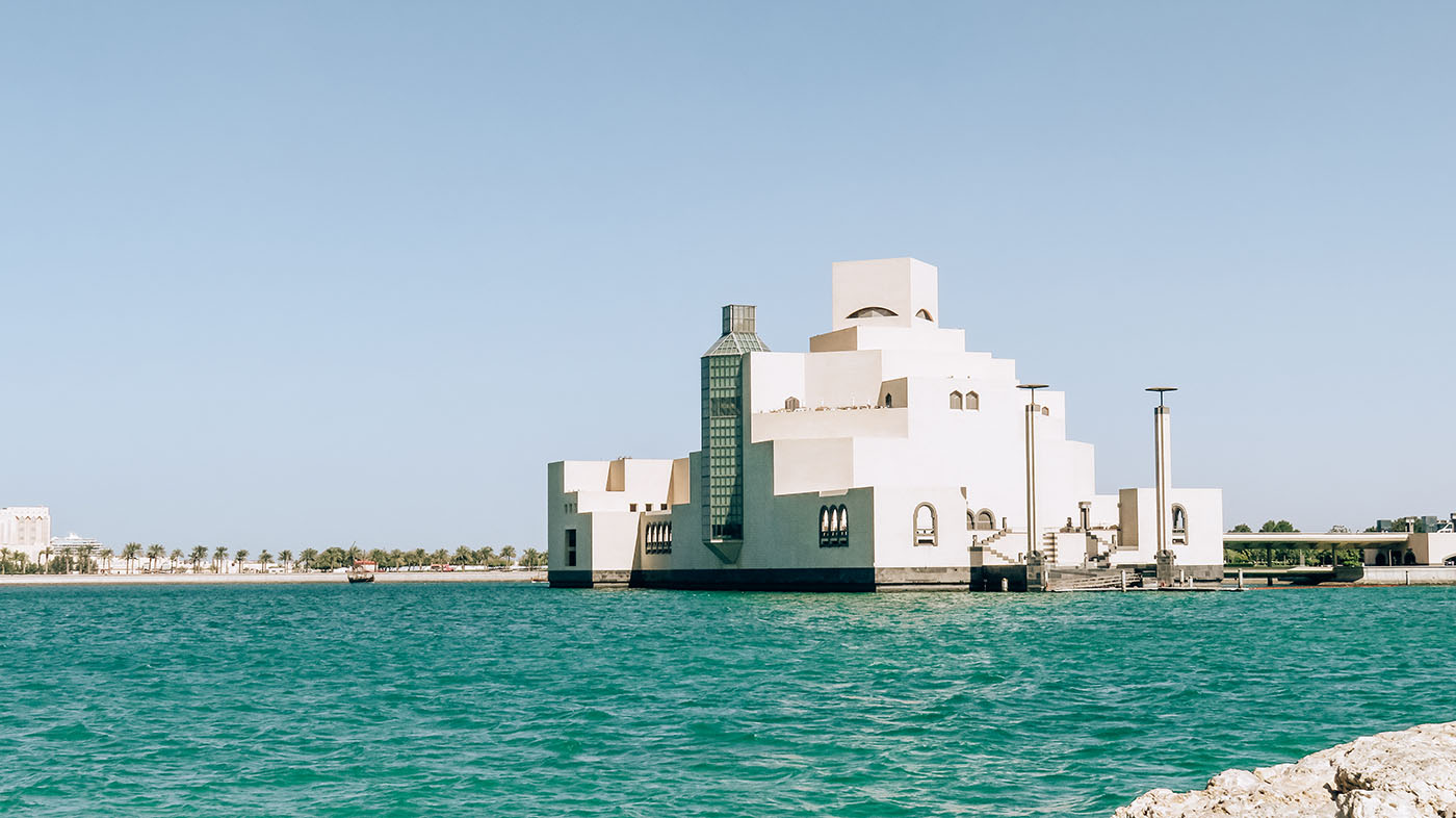 Orient Kreuzfahrt Doha Katar Museum Islamic Art