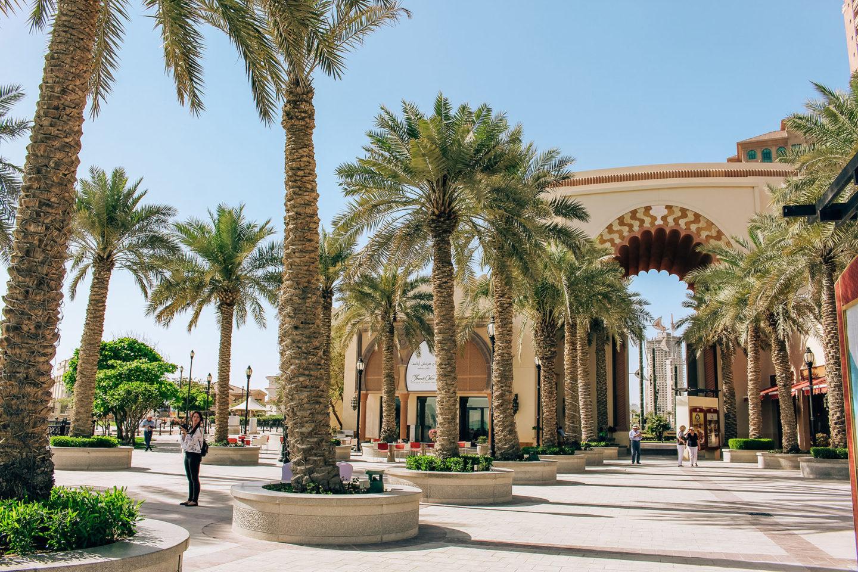 Orient Kreuzfahrt Doha Katar The Pearl Ausflug