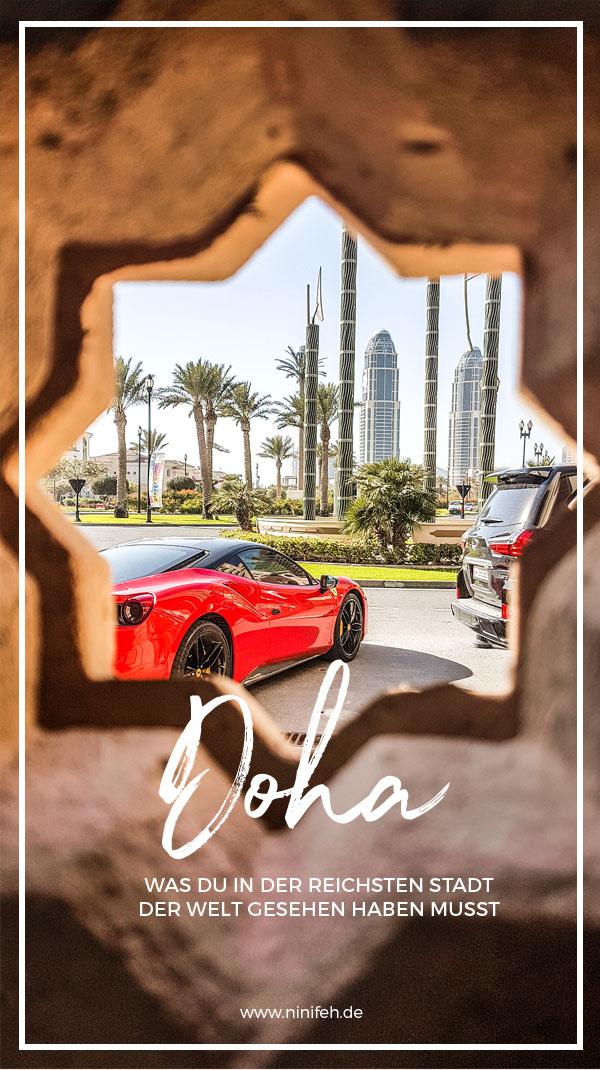 Orient Kreuzfahrt Doha Katar Was du in der reichsten Stadt der Welt gesehen haben musst